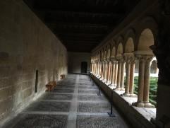 Claustro románico del Monasterio de Silos