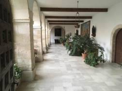 Claustro nuevo del Monasterio de Silos