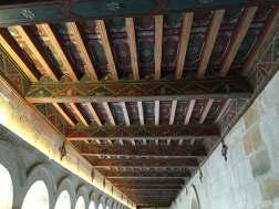 Techo de Claustro del Monasterio de silos